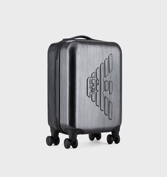 Trolley in ABS con logo
