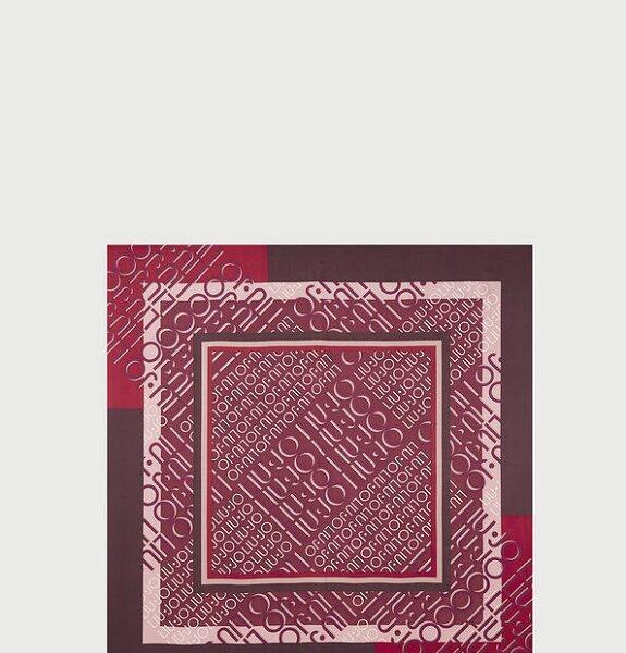 foulard in raso