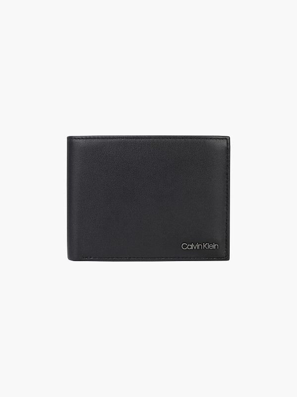 Calvin Klein portafoglio uomo con ribaltina